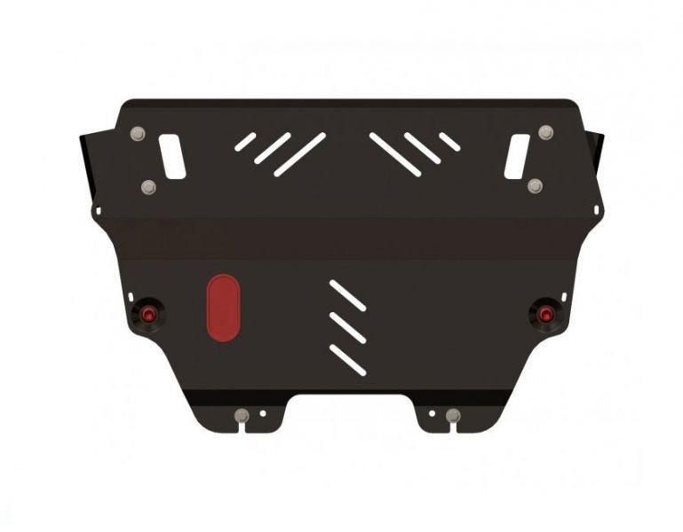 Защита двигателя Peugeot 5008 2012-