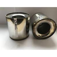 Пламегаситель 115/130 коллекторный диаметр 115 длина 130 DMG