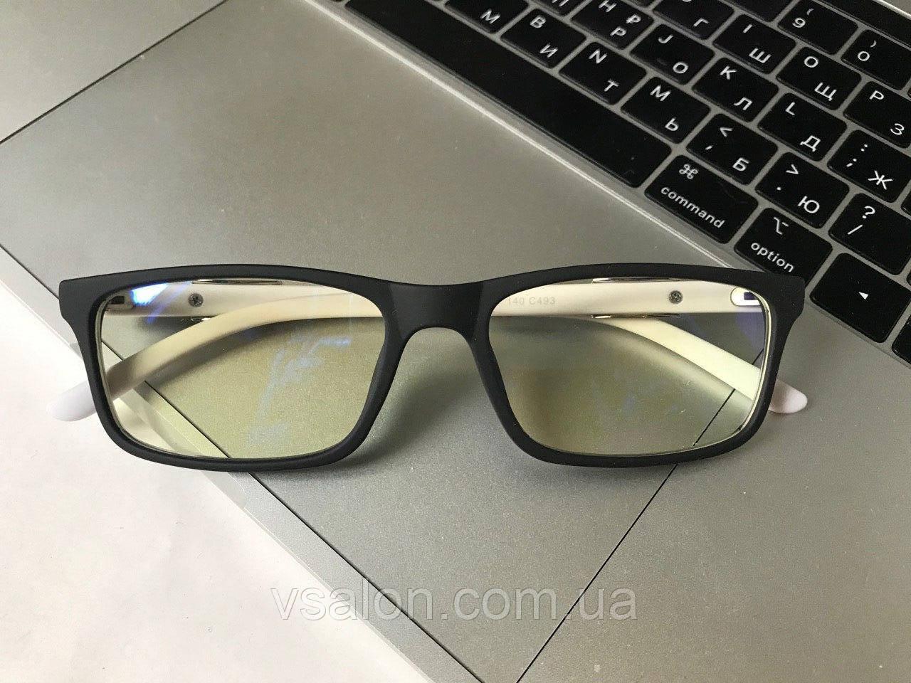 Захищають комп'ютерні окуляри ЕАЕ 2085 матові