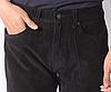 Вельветовые брюки Levis 505 - Mineral Black, фото 3