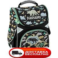 Рюкзак GoPack Education каркасний 5001-12 Dinosaurs