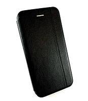 Чехол книжка противоударный боковой Gelius Leather для Huawei Nova 4 черный