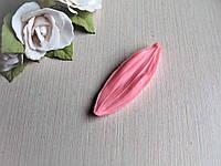 Молд лепесток подсолнуха, георгина, ромашки. 6.5 на 2.5 см