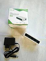 Коммутатор локальной сети (Switch) на 5 портов Pix-Link LV-SW05