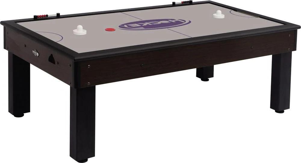 Игровой стол аэрохоккей ICE-TIGER - 221 x 119.5 x 81 см, коммерческий аэрохоккей