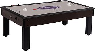 Игровой стол аэрохоккей ICE-TIGER - 221 x 119.5 x 81 см, коммерческий аэрохоккей, фото 2