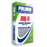 Наливной пол (нивелир) Polimin ЛЦ-5