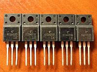 TK13A60D / K13A60D / ITK13A60D - N-Channel MOSFET TO-220F 13A 600V