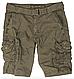 Шорты мужские  туристические винтажные  VINTAGE SURVIVAL SHORTS  цвет  олива  Mil-Tec Германия, фото 5