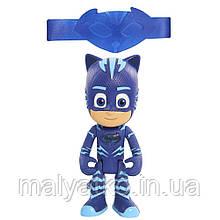 Фігурка Кэтбой з підсвічуванням і браслетом, Герої в масках