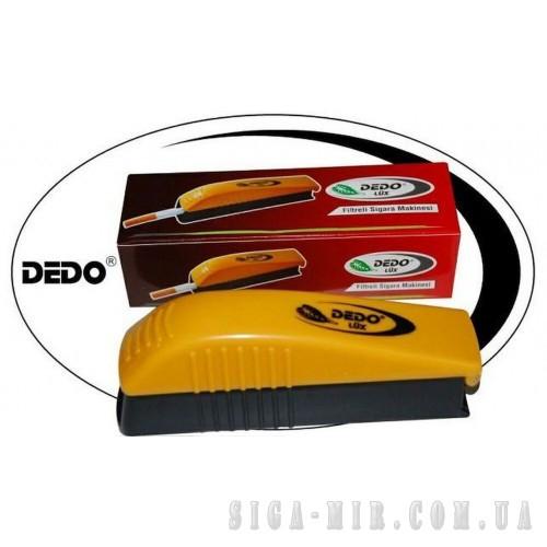 Машинка для набивки сигарет DEDO