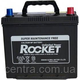 Автомобильный аккумулятор Rocket 6CT-55 Asia (SMF 75B24LS)