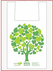 Пакет БИО Майка 29*47 Дерево Эко