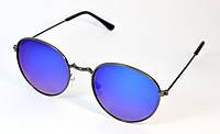 Сонцезахисні круглі дитячі окуляри (0402 сін)