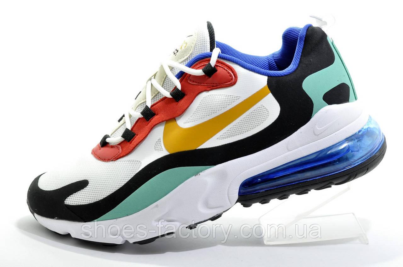 Мужские кроссовки в стиле Nike Air Max 270 React