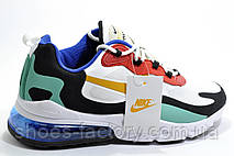 Мужские кроссовки в стиле Nike Air Max 270 React, фото 2