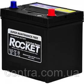 Автомобильный аккумулятор Rocket 6CT-50 Asia (SMF 50D20L)