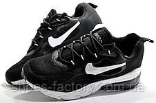 Мужские кроссовки в стиле Nike Air Max 270 React, Black\White, фото 3