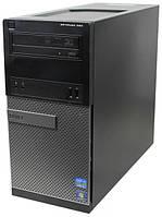 Компьютер Dell Optiplex 390 Tower (i3-2100 / память 8GB / SSD 120GB) Б/У, фото 1