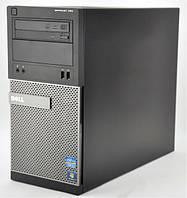 Компьютер Dell Optiplex 390 Tower (i7-2600 / память 16GB / SSD 120GB + HDD 500GB / RX 550 2GB) Б/У, фото 1