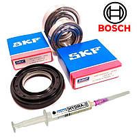 Комплект подшипников и сальник (6206+6306 и 35*72/84*11/18) для стиральной машины Bosch, ремкомплект