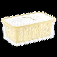 Контейнер для хранения свежих продуктов с фильтром (3,5 л)