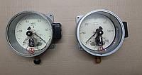 Манометры, вакуумметры электроконтактные ЭКМ - 2020 г.в.