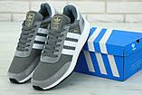 Мужские кроссовки Adidas INIKI, мужские кроссовки адидас иники, чоловічі кросівки Adidas INIKI, фото 3
