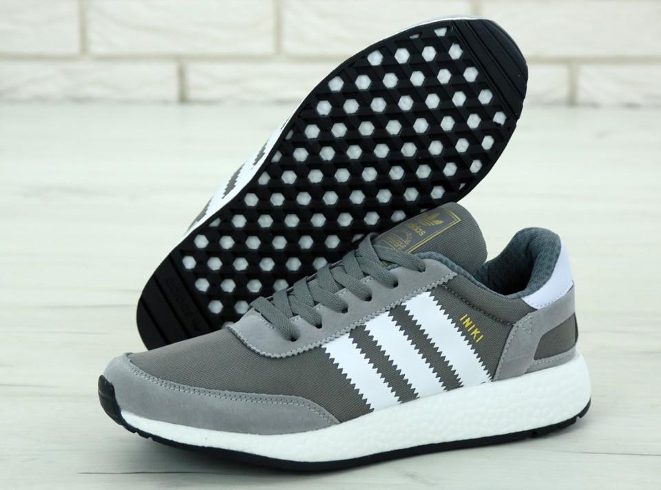 Мужские кроссовки Adidas INIKI, мужские кроссовки адидас иники, чоловічі кросівки Adidas INIKI