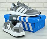 Мужские кроссовки Adidas INIKI, мужские кроссовки адидас иники, чоловічі кросівки Adidas INIKI, фото 5