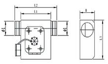 Вентилятор канальный прямоугольный для круглых каналов ВКП-К 100, фото 3