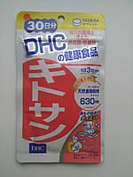 Хитозан ДНС Япония (из хитина панциря крабов) - 90таб. (на 30 дней), фото 1