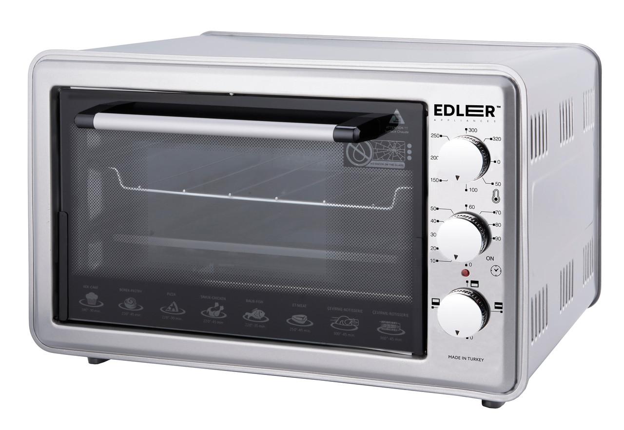 Электропечь Edler EO-1003GR 1500 Вт 36 л