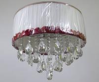Люстра з пультом світлодіодна-LED Sneha, фото 3