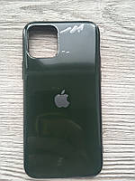 Чехол силиконовый Soft Case для iPhone 11 Pro (Оливковый)