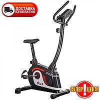 🔥 Велотренажер для дома магнитный USA Style GQ425 вертикальный