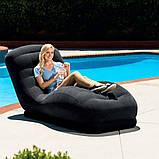 """Надувное кресло Intex 68595 """"Mega Lounge"""" 86х170х94см, фото 4"""