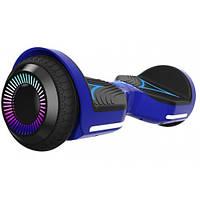 Гироскутер Smart Hoverboard 6,5 дюймов Автобаланс  синий
