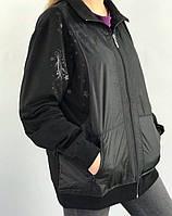 Женская кофта,ветровка в спортивном стиле от турецкой торговой марки Avic,батал,см.замеры в описании!!!