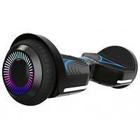 Гироскутер Smart Hoverboard 6,5 дюймов Автобаланс  черный