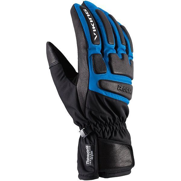 Гірськолижні рукавички Viking Coach jr кол. чорний-синій | розмір 4,5,6