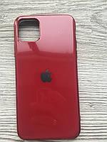 Чехол силиконовый Soft Case для iPhone 11 Pro MAX (Красный)