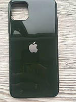 Чехол силиконовый Soft Case для iPhone 11 Pro MAX (Оливковый)