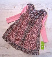 Р.116-146 детское платье Амалия, фото 1