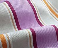 Ткань для штор в широкую полоску