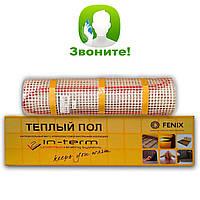 Теплый пол электрический Нагревательные маты In-term ECO 0,8 м² 170 Вт, фото 1