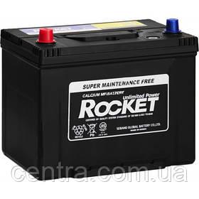 Автомобильный аккумулятор Rocket 6CT-80 Asia (SMF 85D26R)