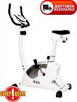 Велотренажер для дома магнитный USA Style SS-350