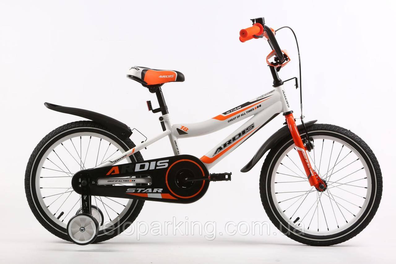 Детский велосипед 18 STAR Аrdis (2020) new
