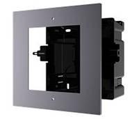 Врезная монтажная рамка на 1 модуль DS-KD-ACF1/Plastic